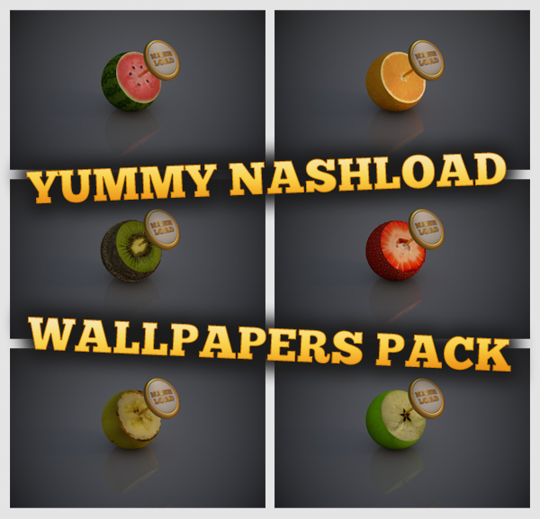 NashLoad Fruits Wallpaper HD Pack