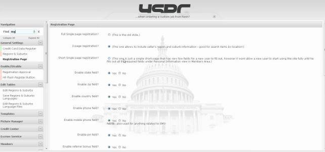 YSPComplete: Registration Setup (Video Review)