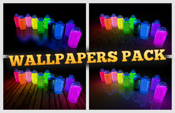 Wallpapers HD Pack (029-032)