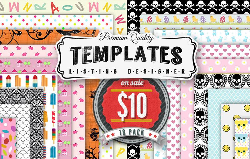 Premium 18 Template Pack1