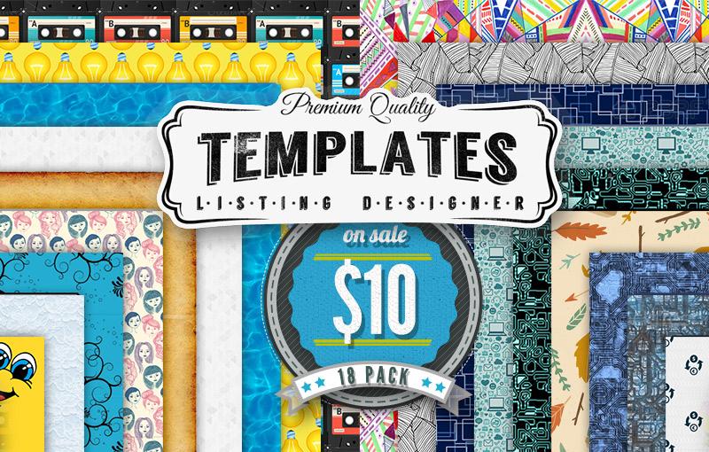 Premium 18 Template Pack2