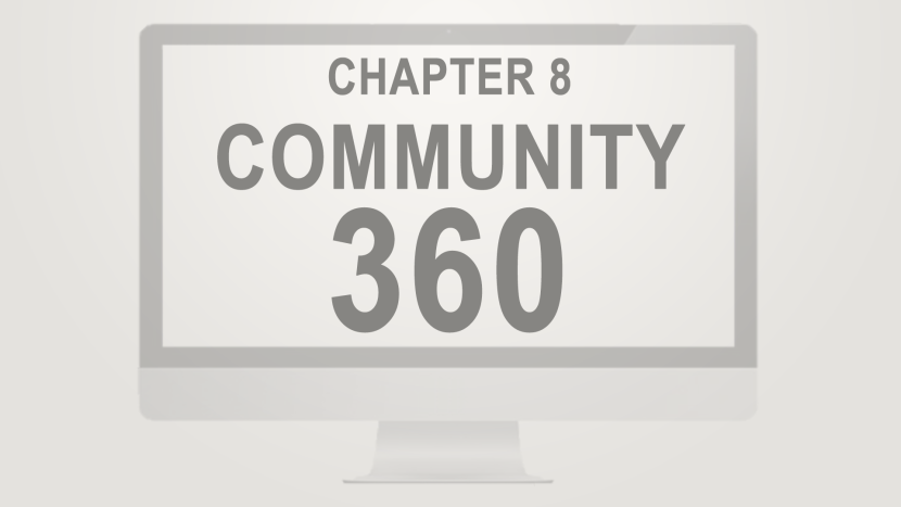 Chapter 8 - Community-360
