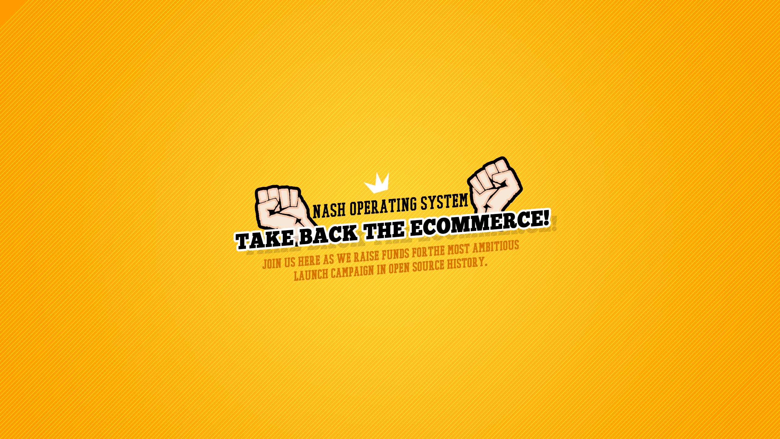 take back the ecommerce