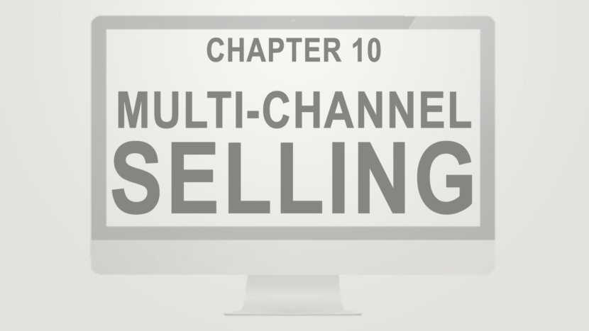 Chapter 10 - Multi-Channel Selling